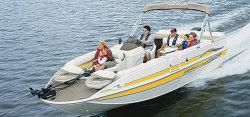 Princecraft Boats Ventura 221V L4S Deck Boat