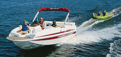 Research Princecraft Boats Ventura 190v L Deck Boat On