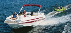 Princecraft Boats Ventura 190V L Deck Boat