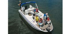 Princecraft Boats Ventura 222V L2S OB Deck Boat
