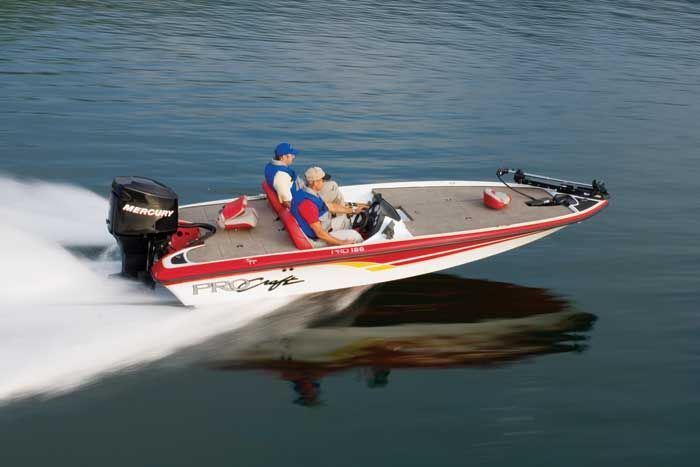 Research procraft boats 186 pro sc bass boat on for Procraft fish and ski