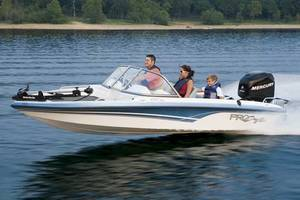 Research Procraft Boats 170 Combo Fish And Ski Boat On