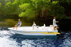 Pro Sport Boats SeaQuest 1800 BW Express Fisherman Boat