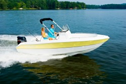 Pro Sport Boats SeaQuest 2000 BW Express Fisherman Boat