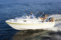 Pro Sport Boats SeaQuest 2050 WA Express Fisherman Boat