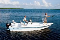 Pro Sport Boats SeaQuest 2100 Probay Express Fisherman Boat