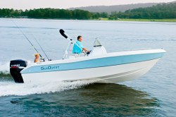 Pro Sport Boats SeaQuest 2200 BW Express Fisherman Boat