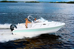 Pro Sport Boats SeaQuest 2250 WA Express Fisherman Boat