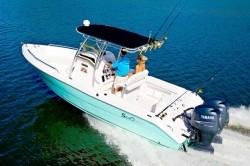 Pro Sport Boats SeaQuest 2350 CC SKA Tournament Edition Boat