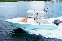 Pro Sport Boats SeaQuest 2450 BW Express Fisherman Boat