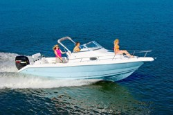 Pro Sport Boats SeaQuest 2550 WA Express Fisherman Boat