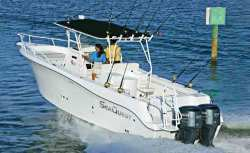 Pro Sport Boats SeaQuest 3000 Sport Cuddy Express Fisherman Boat