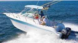 Pro Sport Boats SeaQuest 3000 Sportfish Express Fisherman Boat