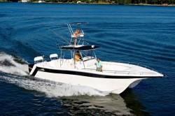 Pro Sport Boats 3660 ProKat BlueWater Express Fisherman Boat