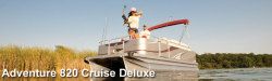 2014 - Qwest Adventure - 820 Cruise Deluxe
