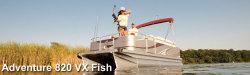 2014 - Qwest Adventure - 820 VX Fish