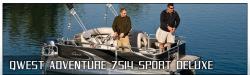 2012 - Qwest Adventure - 7514 Sport Deluxe
