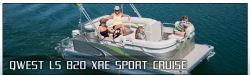 2012 - Qwest LS 820 XRE  Sport Cruise