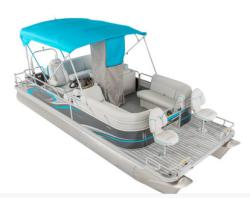 2018 - Qwest LS - 822 Lanai Sport Cruise