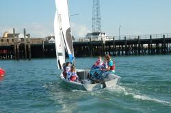 2013 - RS Sailing - RS Venture