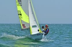 2015 - RS Sailing - RS Feva XL