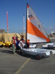 2015 - RS Sailing - RS Tera Pro