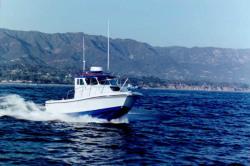 Radon Signature 22 Convertible Fishing Boat