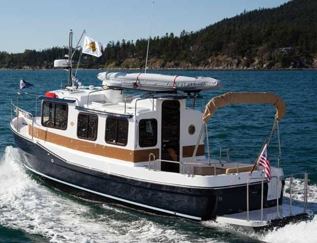 Research 2015 Ranger Tugs R 27 On Iboats Com