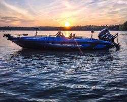 2017 - Recon Boats - 2185 DC