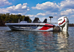 2017 - Recon Boats - 985 DCX