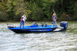 2017 - Recon Boats - 985 DC
