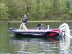 2020 - Recon Boats - 985 SC