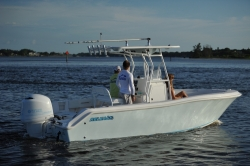 2017 - Release Boats - 208 RX