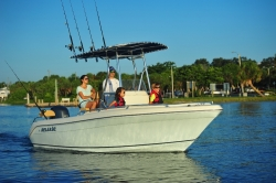 2017 - Release Boats - 196 RX