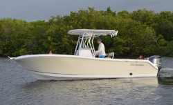 2017 - Release Boats - 238 RX