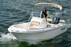 2018 - Release Boats - 180 RX
