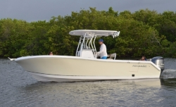 2018 - Release Boats - 238 RX