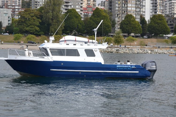 Research 2014 River Hawk Boats Sh Offshore Xl 28 On