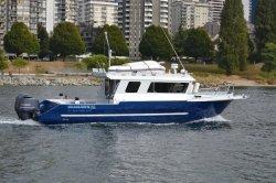 2014 - River Hawk Boats - SH Offshore XL 28