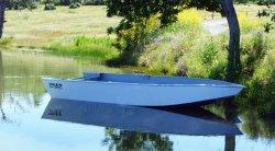 2014 - River Hawk Boats - Pro V 18