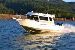2014 - River Hawk Boats - SH Offshore 28