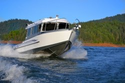 2014 - River Hawk Boats - SH Offshore 25