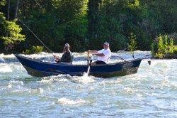 2014 - River Hawk Boats - 17ft Drifter