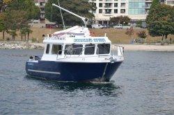 2014 - River Hawk Boats - SH Offshore XL 30