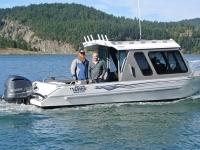 2015 - River Hawk Boats - SH Pro 22