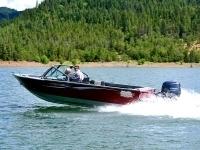 2015 - River Hawk Boats - 2180GB