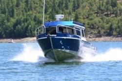 2015 - River Hawk Boats - SH Offshore 25