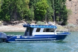 2015 - River Hawk Boats - SH Offshore 28
