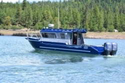 2015 - River Hawk Boats - SH Offshore XL 28