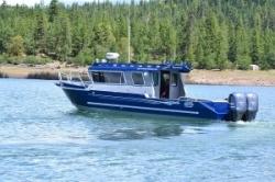 2015 - River Hawk Boats - SH Offshore XL 30